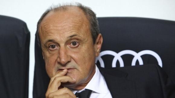 Ръководството на Левски очаква пристигането на италианския специалист Делио Роси,