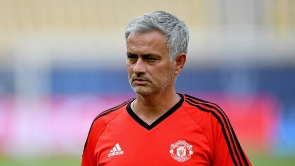 Мениджърът на Манчестър Юнайтед Жозе Моуриньо потвърди интереса на