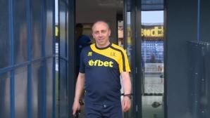 Илиан Илиев категорично отрече за преговори с Иртиш