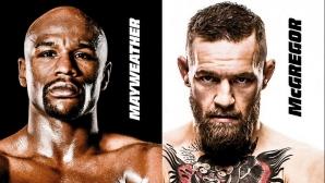Мейуедър срещу Макгрегър на живо по Mtel Sport 2