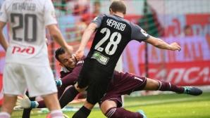 Новак нанесе първа загуба на Локо М (видео)