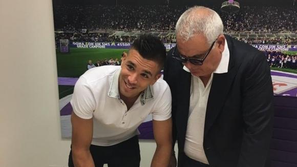 Синът на Симеоне подписа с Фиорентина и разчисти пътя на Калинич към Милан