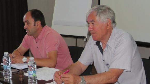 Боян Гергов отново шеф в БФС, замества отстранения Ангел Стоянов
