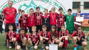 Треньорите в школата на Локо (София) за новия сезон
