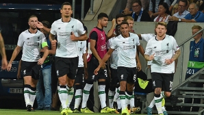 Ливърпул се доближи до групите на Шампионската лига (видео)