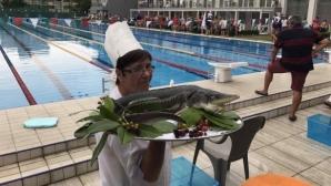 Атрактивно състезание събира плувци от пет страни в Кранево