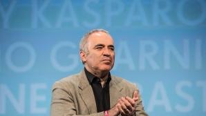 Гари Каспаров продължава без победа в Сейнт Луис