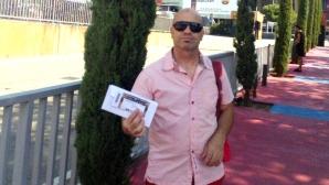 Sportal.bg и Viber направиха уикенда на двама българи незабравим с Ел Класико