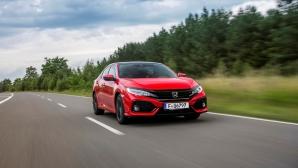 Honda дава още по-добър дизел и 9-степенен автоматик за гамата на Civic
