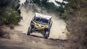 Шампион от рали България и дакарски камиони на Balkan Offroad Rallye 2017