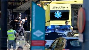 Футболният свят реагира на ужаса в Барселона