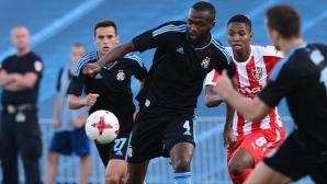 Динамо (Загреб) се спаси от албански шамар в последната секунда