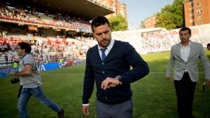 Бивш играч на Милан и Атлетико е бил другият вариант пред Лудогорец