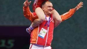Симеон Щерев напусна Азербайджан