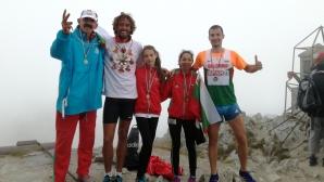 """Два нови рекорда на планинското бягане за купа """"Бороспорт"""""""