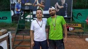 Трети грък спечели трофей в турнирите на Интерактив тенис