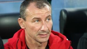 Стамен Белчев: Нивото ни трябва да е по-високо