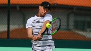 Кузманов се класира на полуфиналите в Нови Сад