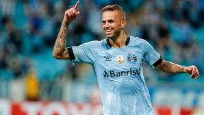 Атлетико преговаря за бразилска звезда