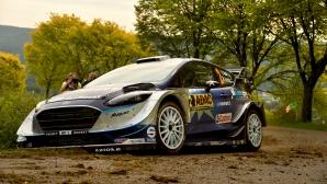 Танак с голяма преднина на рали Германия, лидерът във WRC отпадна (видео)