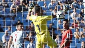 Късен обрат във Виго в дуел с пет гола
