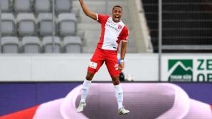 Божинов игра 12 минути при тежка загуба на Лозана