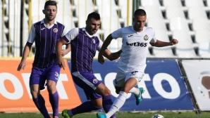 Славия търси втората си победа за сезона