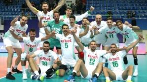Волейболистите тръгват за Евро 2017 след 5 победи и 1 загуба в контролите