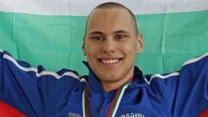 Антъни Иванов: Не обещавам нищо, но мога и да се преборя за медал