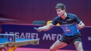 Димитрий Овчаров спечели титлата на силния турнир по тенис на маса в Панагюрище