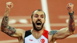 Световният шампион на 200 м продължи с победите на английска земя