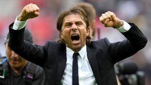 Конте: Футболистите показаха характер в труден момент за клуба