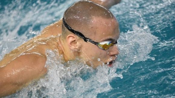 Антъни Иванов: Ще плувам за медал