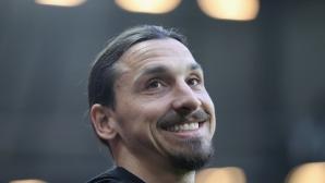 Ибрахимович подписва с Юнайтед до дни