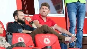 Стоилов се забърка в пореден скандал, само ЦСКА-София имал право да разгромява, всичко друго е съмнително