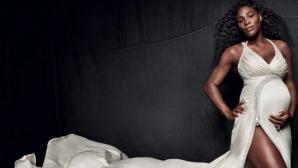 Серина пред обектива на Vogue и прочутия Марио Тестино