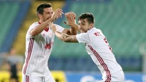 ЦСКА-София: Отново имаме най-много национали