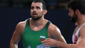 Байряков остана на крачка от битка за медал