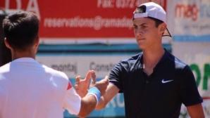 Лазаров стартира с победа в Сърбия