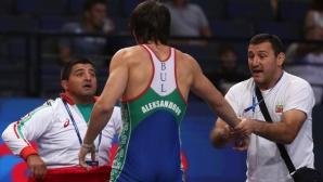 Александров не успя да се пребори за медал