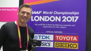 Двукратен европейски шампион пред Sportal.bg: Нийкерк може да свали рекорда под 43 секунди