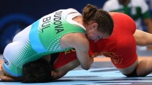 Биляна Дудова ще се бори за бронз на световното в Париж