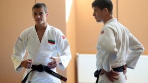 Световният медалист в джудото Марк Христов: Бях готов за това отличие