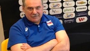 Сергей Шляпников: В Русия нищо друго освен медал не се зачита
