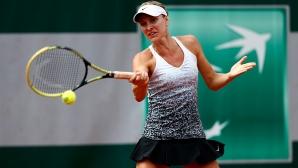 Сесил Каратанчева с експресна победа на US Open