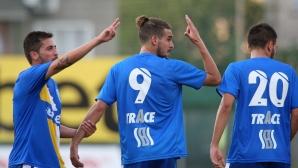 Трус в отбор от Първа лига: футболистите отказаха да тренират