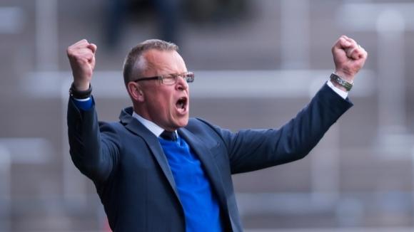 Селекионерът на националния отбор на Швеция Яне Андерсон не обръща