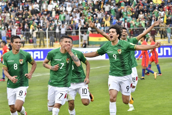 Чили усложни задачата си за класиране на Мондиал 2018