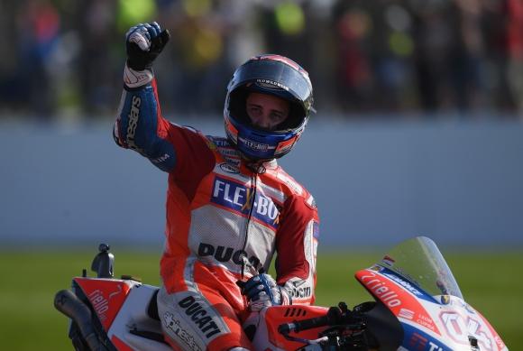 Андреа Довициозо по пътя към първа титла в MotoGP