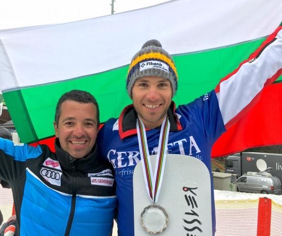 Сноубордистът Радо Янков: Моята цел е олимпийското злато!
